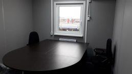 Модульное двухэтажное здание офис 1